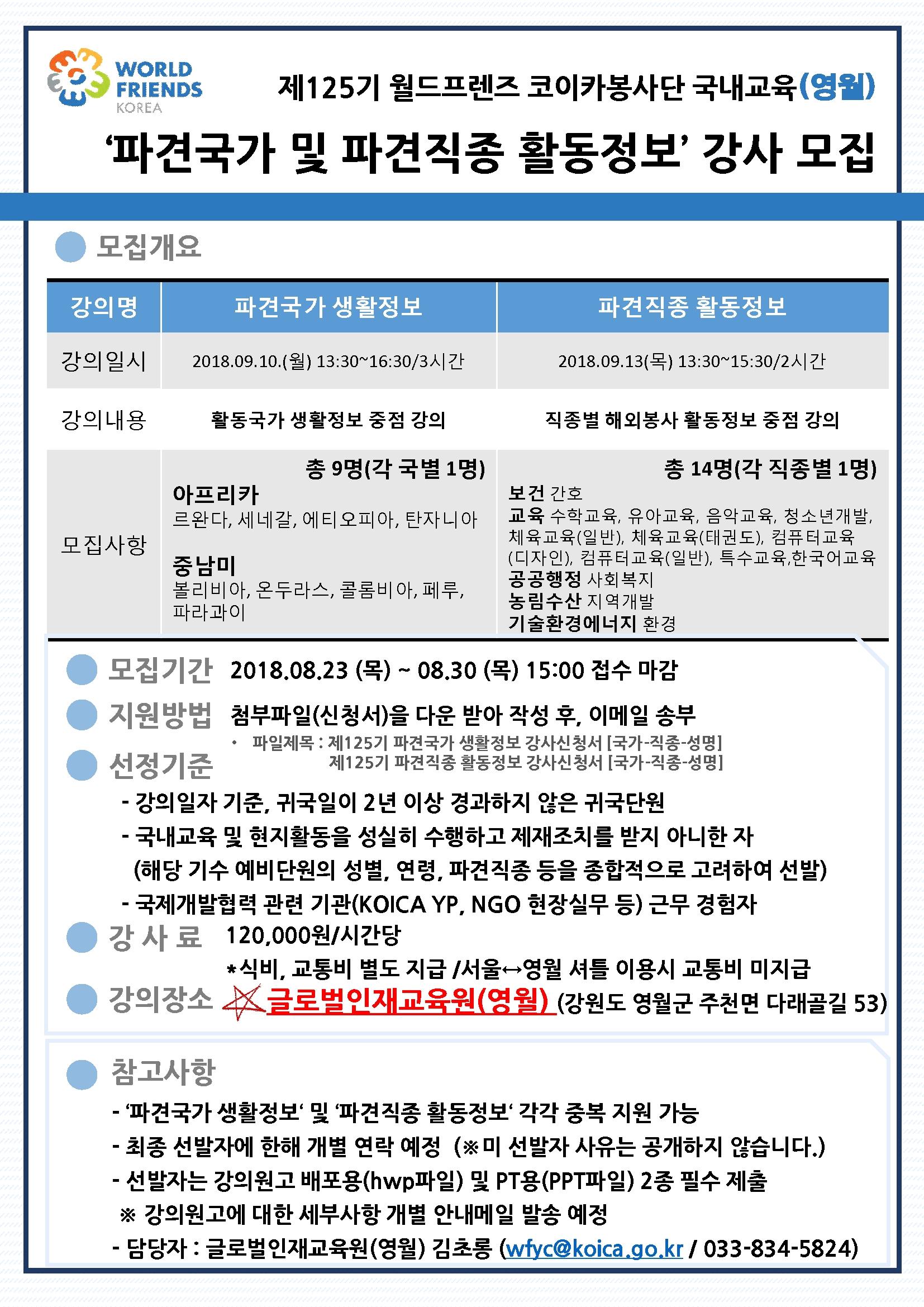 125기 파견국가 및 파견직종별 사례발표 공고문.jpg
